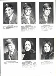 Page 17, 1973 Edition, Warsaw High School - Wildcats Roar Yearbook (Warsaw, IL) online yearbook collection