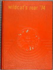 1974 Edition, Warsaw High School - Wildcats Roar Yearbook (Warsaw, IL)