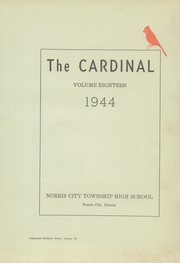 Page 5, 1944 Edition, Norris City Omaha Enfield High School - Cardinal Yearbook (Norris City, IL) online yearbook collection