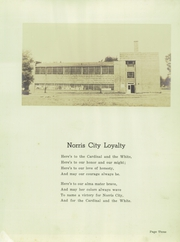 Page 7, 1945 Edition, Norris City Omaha Enfield High School - Cardinal Yearbook (Norris City, IL) online yearbook collection