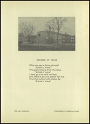 Page 5, 1947 Edition, Norris City Omaha Enfield High School - Cardinal Yearbook (Norris City, IL) online yearbook collection