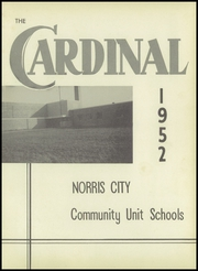 Page 7, 1952 Edition, Norris City Omaha Enfield High School - Cardinal Yearbook (Norris City, IL) online yearbook collection