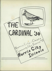 Page 5, 1954 Edition, Norris City Omaha Enfield High School - Cardinal Yearbook (Norris City, IL) online yearbook collection