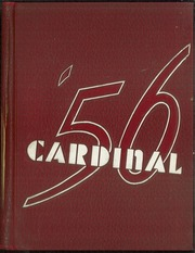 1956 Edition, Norris City Omaha Enfield High School - Cardinal Yearbook (Norris City, IL)
