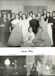 Page 17, 1956 Edition, Norris City Omaha Enfield High School - Cardinal Yearbook (Norris City, IL) online yearbook collection