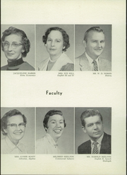 Page 14, 1957 Edition, Norris City Omaha Enfield High School - Cardinal Yearbook (Norris City, IL) online yearbook collection