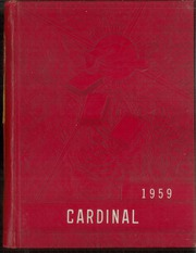 1959 Edition, Norris City Omaha Enfield High School - Cardinal Yearbook (Norris City, IL)