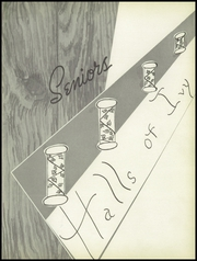 Page 11, 1953 Edition, Mount Olive High School - Wildcat Yearbook (Mount Olive, IL) online yearbook collection