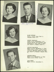 Page 14, 1953 Edition, Mount Olive High School - Wildcat Yearbook (Mount Olive, IL) online yearbook collection