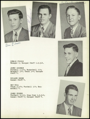 Page 15, 1953 Edition, Mount Olive High School - Wildcat Yearbook (Mount Olive, IL) online yearbook collection