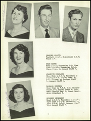 Page 16, 1953 Edition, Mount Olive High School - Wildcat Yearbook (Mount Olive, IL) online yearbook collection