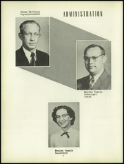 Page 8, 1953 Edition, Mount Olive High School - Wildcat Yearbook (Mount Olive, IL) online yearbook collection