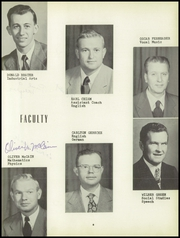 Page 9, 1953 Edition, Mount Olive High School - Wildcat Yearbook (Mount Olive, IL) online yearbook collection