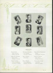 Page 14, 1931 Edition, Milford Township High School - Reveille Yearbook (Milford, IL) online yearbook collection