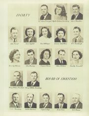 Page 17, 1949 Edition, Milford Township High School - Reveille Yearbook (Milford, IL) online yearbook collection