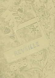 1958 Edition, Milford Township High School - Reveille Yearbook (Milford, IL)