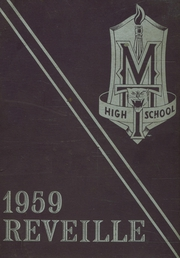 1959 Edition, Milford Township High School - Reveille Yearbook (Milford, IL)