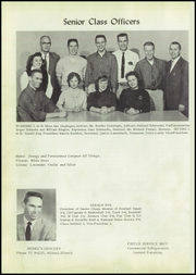 Page 10, 1959 Edition, Milford Township High School - Reveille Yearbook (Milford, IL) online yearbook collection