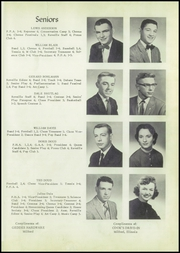 Page 11, 1959 Edition, Milford Township High School - Reveille Yearbook (Milford, IL) online yearbook collection