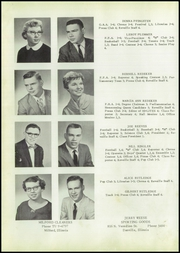 Page 14, 1959 Edition, Milford Township High School - Reveille Yearbook (Milford, IL) online yearbook collection