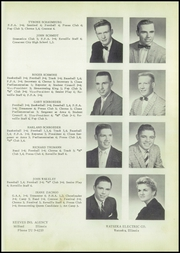 Page 15, 1959 Edition, Milford Township High School - Reveille Yearbook (Milford, IL) online yearbook collection