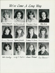 Page 17, 1982 Edition, Sacred Heart of Mary High School - Moonshadows Yearbook (Rolling Meadows, IL) online yearbook collection