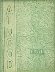 1951 Edition, Alwood High School - Somethin Country Yearbook (Woodhull, IL)