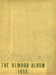 Alwood High School - Somethin Country Yearbook (Woodhull, IL) online yearbook collection, 1955 Edition, Page 1