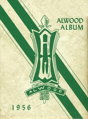Alwood High School - Somethin Country Yearbook (Woodhull, IL) online yearbook collection, 1956 Edition, Page 1