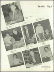 Page 12, 1956 Edition, Alwood High School - Somethin Country Yearbook (Woodhull, IL) online yearbook collection