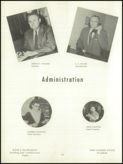 Page 14, 1956 Edition, Alwood High School - Somethin Country Yearbook (Woodhull, IL) online yearbook collection