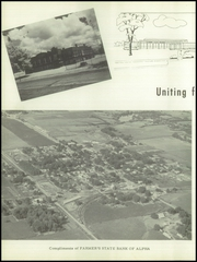 Page 8, 1956 Edition, Alwood High School - Somethin Country Yearbook (Woodhull, IL) online yearbook collection