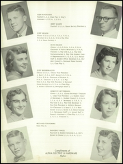 Page 14, 1957 Edition, Alwood High School - Somethin Country Yearbook (Woodhull, IL) online yearbook collection