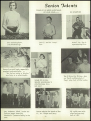 Page 16, 1957 Edition, Alwood High School - Somethin Country Yearbook (Woodhull, IL) online yearbook collection
