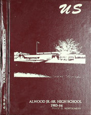 Alwood High School - Somethin Country Yearbook (Woodhull, IL) online yearbook collection, 1984 Edition, Page 1