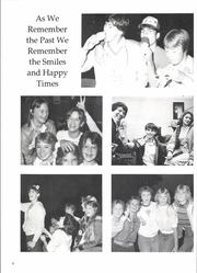 Page 10, 1984 Edition, Alwood High School - Somethin Country Yearbook (Woodhull, IL) online yearbook collection