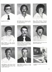 Page 15, 1984 Edition, Alwood High School - Somethin Country Yearbook (Woodhull, IL) online yearbook collection