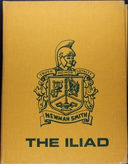 1976 Edition, Newman Smith High School - Illiad Yearbook (Carrollton, TX)