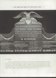 Page 11, 1946 Edition, Feitshans High School - Log Yearbook (Springfield, IL) online yearbook collection