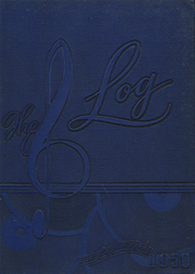 Feitshans High School - Log Yearbook (Springfield, IL) online yearbook collection, 1950 Edition, Page 1