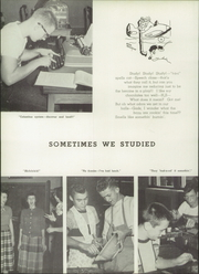 Page 14, 1951 Edition, Feitshans High School - Log Yearbook (Springfield, IL) online yearbook collection
