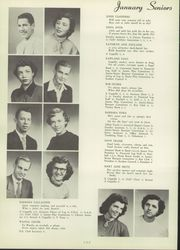 Page 16, 1953 Edition, Feitshans High School - Log Yearbook (Springfield, IL) online yearbook collection