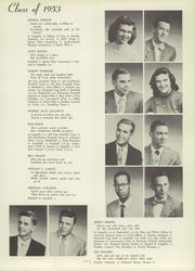 Page 17, 1953 Edition, Feitshans High School - Log Yearbook (Springfield, IL) online yearbook collection