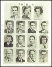 Page 15, 1954 Edition, Fisher High School - Echo Yearbook (Fisher, IL) online yearbook collection