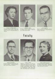 Page 11, 1954 Edition, Roanoke Benson High School - Ro Vic Yearbook (Roanoke, IL) online yearbook collection