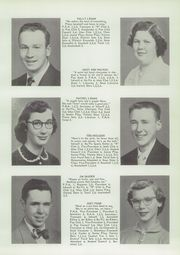Page 17, 1954 Edition, Roanoke Benson High School - Ro Vic Yearbook (Roanoke, IL) online yearbook collection