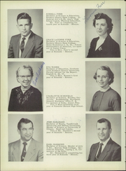 Page 10, 1957 Edition, Roanoke Benson High School - Ro Vic Yearbook (Roanoke, IL) online yearbook collection