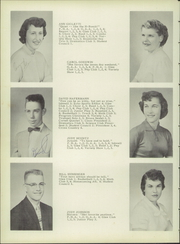 Page 16, 1957 Edition, Roanoke Benson High School - Ro Vic Yearbook (Roanoke, IL) online yearbook collection