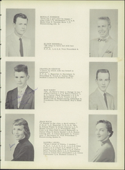 Page 17, 1957 Edition, Roanoke Benson High School - Ro Vic Yearbook (Roanoke, IL) online yearbook collection