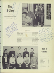 Page 5, 1957 Edition, Roanoke Benson High School - Ro Vic Yearbook (Roanoke, IL) online yearbook collection